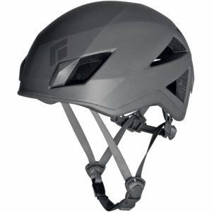 Black Diamond Vector. Skumhjelm med tyn plasticskal. Vægt: 245 g, pris: 749,-. Foto: Black Diamond