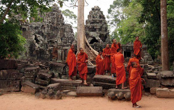 Cambodia og Vietnam