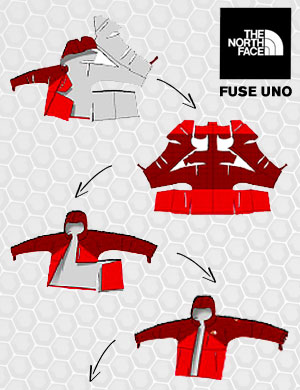 The North Face Fuse Uno