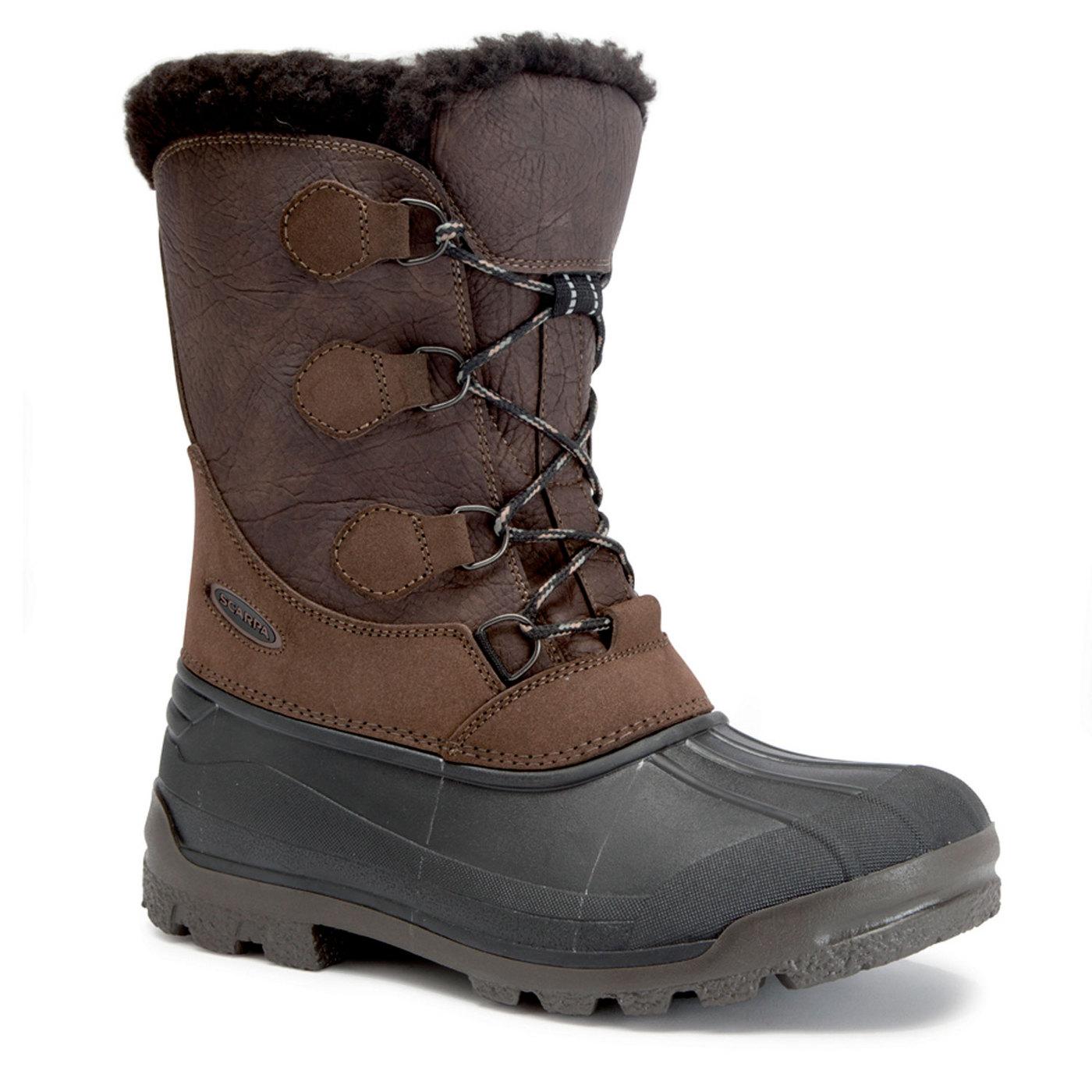 63d01b6e Guide til vinterstøvler - Hold varmen i kulden - Friluftsland
