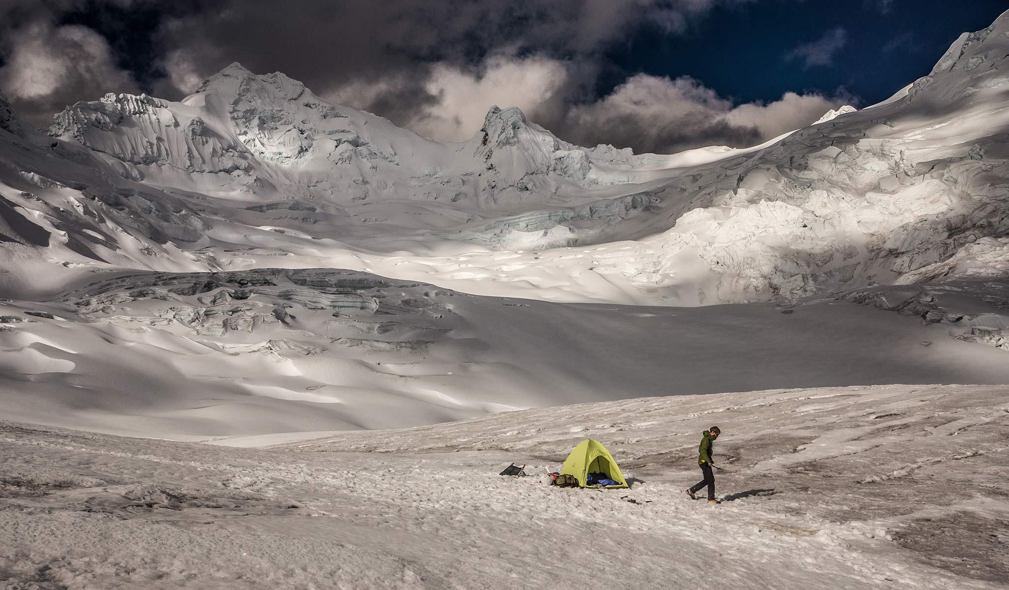 Undgå unødig kondens i teltet