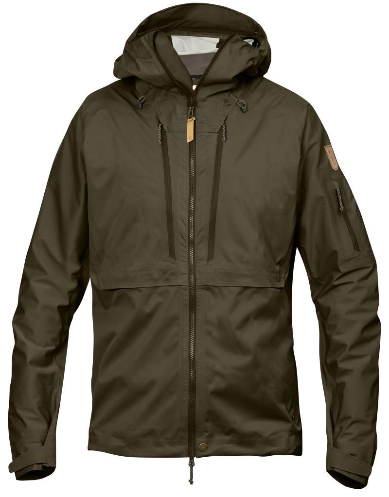 Keb Eco Shell Jacket. Foto: Fjällräven.