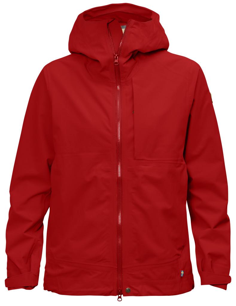 Abisko Eco Shell Jacket Women's. Foto. Fjällräven