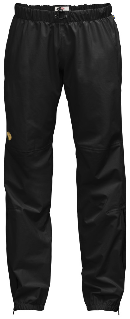 Abisko Eco Shell Trousers Women's. Foto: Fjällräven.