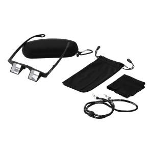 TPV Gear Belay Glasses kommer med hardcase, opbevaringspose, snor og pudseklud. Foto: TPV Gear.