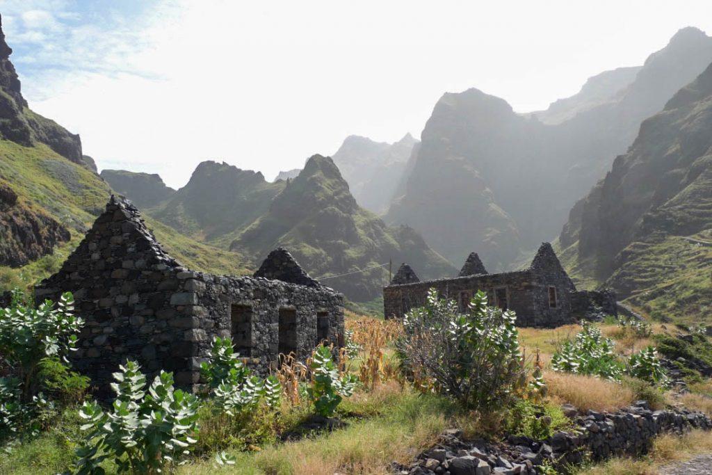Vandring fra Ponta do Sol til Cruzinha. Foto: Lotte Randeris Kristensen.