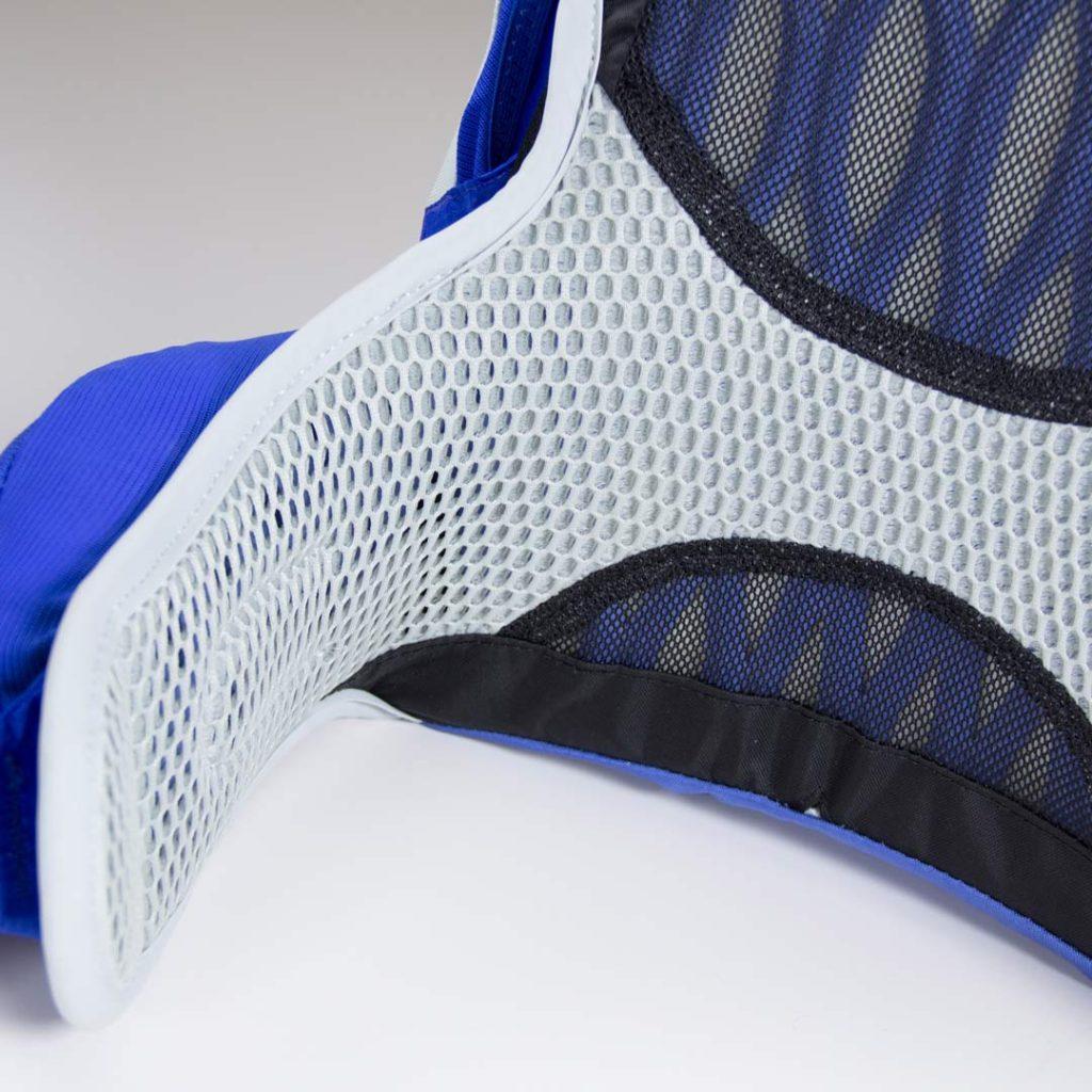 Close-up af hoftebæltet på Tempest-serien. Foto: Osprey.