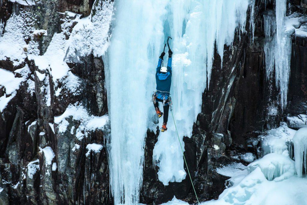 Forberedelsestur til Rjukan, Norge, i Januar. Foto: Henrik Palshøj