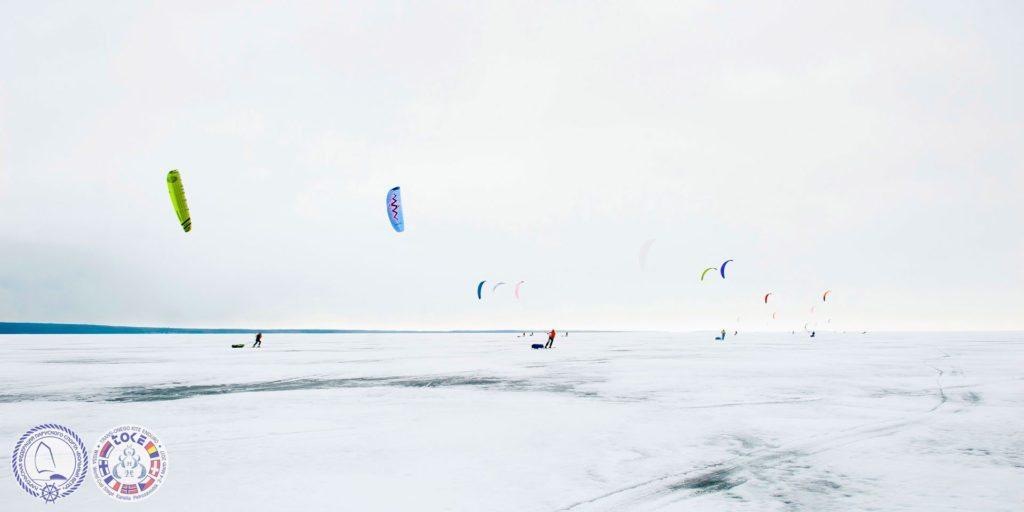 Kort efter start. Foto: Alexander Isakov