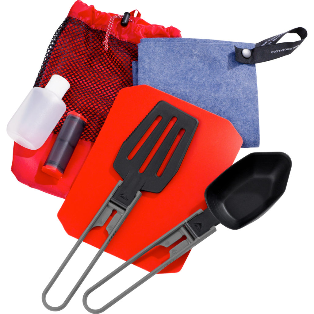 MSR Ultralight Kitchen Set. 219,-