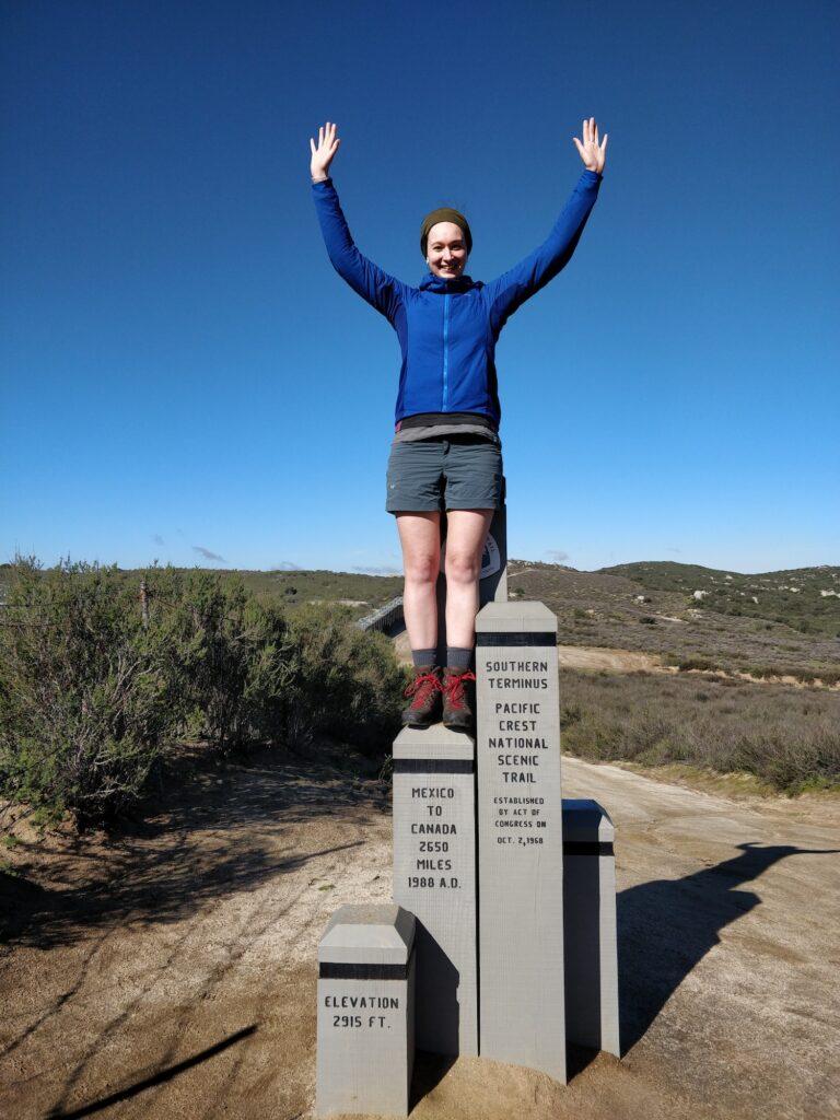 Vandring på Pacific Crest Trail
