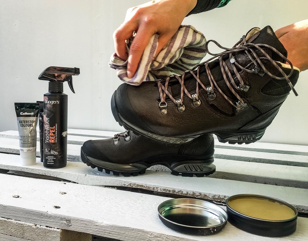 Sådan plejer du dine vandrestøvler | Friluftslands blog og